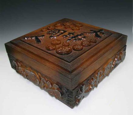 Janggi wooden box 2